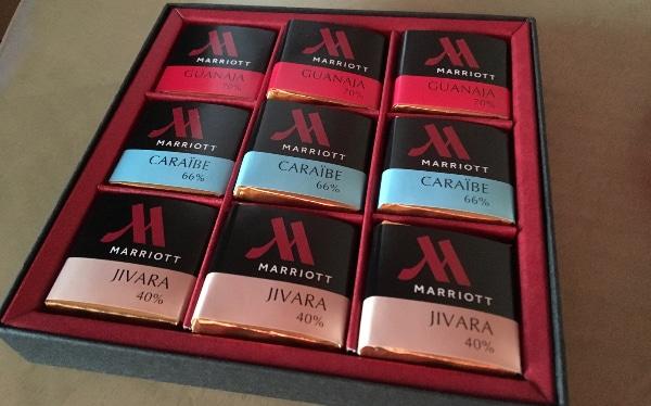 マリオットオリジナルチョコレート