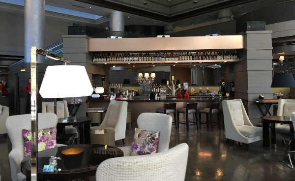 東京マリオットホテルのLounge & Dinner G