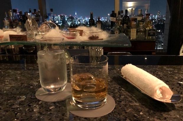 コンパスローズで提供されたシングルモルトウィスキー