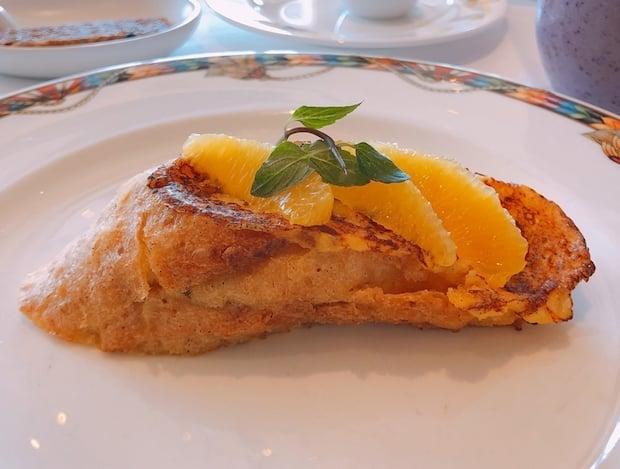 ビクターズの朝食のお勧め主食