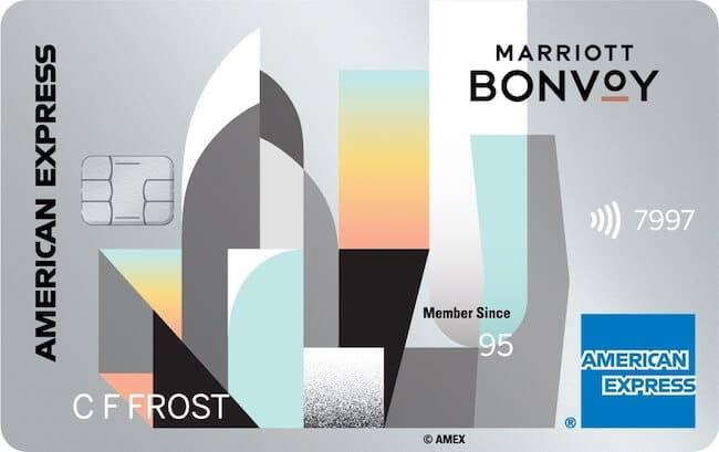 マリオット ボンヴォイ アメックスカード(Marriott Bonvoy Amex Card)