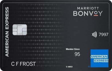 マリオット ボンヴォイ ブリリアント アメックスカード(Marriott Bonvoy Brilliant American Express Card)
