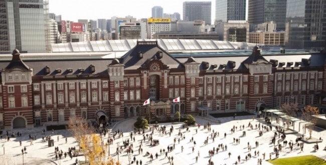 東京ステーションホテル(東京駅丸の内駅舎)