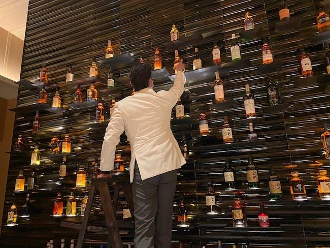 ザ・バーのウイスキー