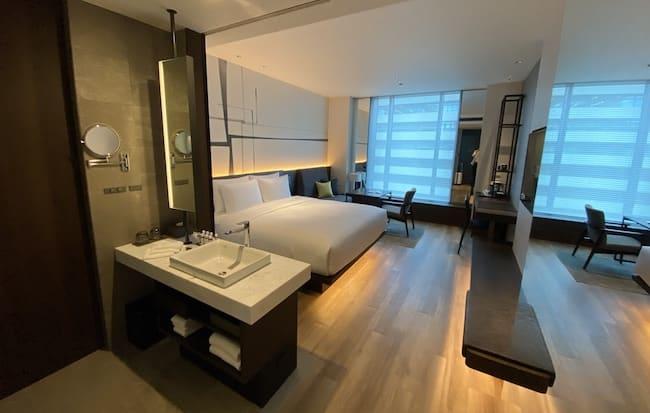 ACホテル東京銀座の部屋(スーペリア キング プライムフロア)