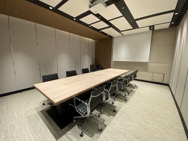 ACホテル東京銀座の会議室