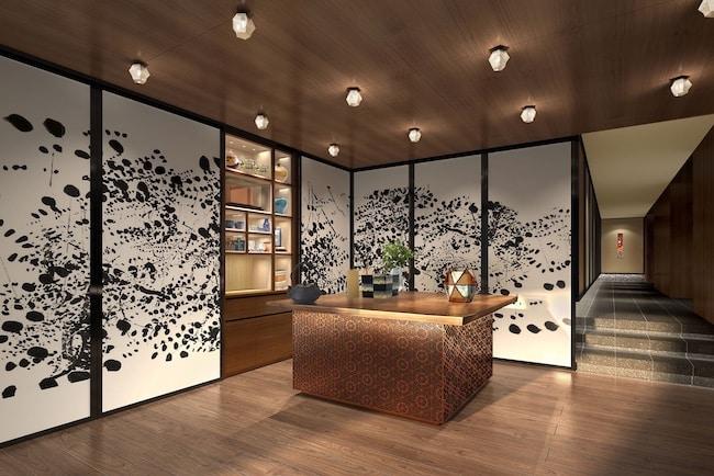 ザ・リッツ・カールトン日光のダイニング「日本料理 by ザ・リッツ・カールトン日光」