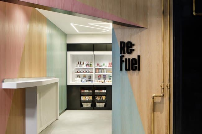 Re:fuel by Aloft(テイクアウト・ショップ)