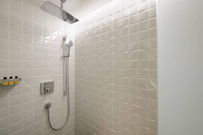 アロフト東京銀座のシャワールーム