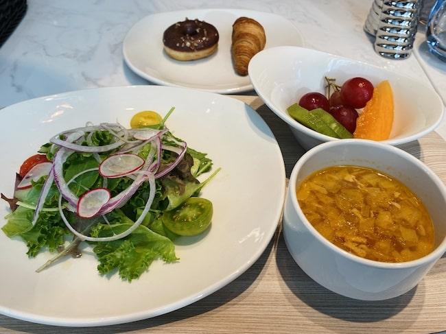 アロフト東京銀座の朝食「ALOFT」